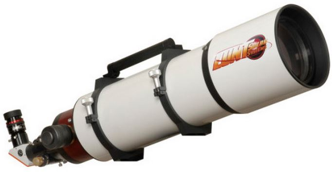 Lunt Solar Systems 152mm <0.8 A Hydrogen-alpha Solar Telescope System w/B1800 Blocking Filter