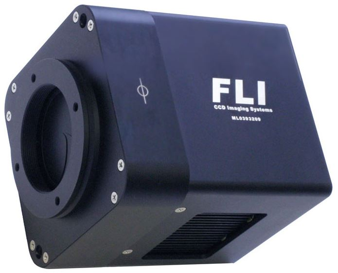 FLI MicroLine Series Truesense Full Frame w/ KAF-8300 CCD Monochrome and 43mm High Speed Shutter