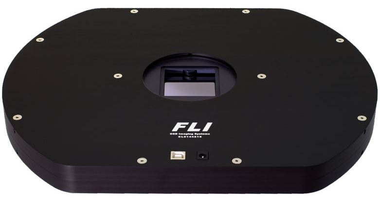 FLI 10-Position CFW for 50mm Square Filters