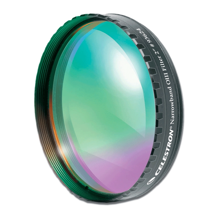 Celestron Oxygen III Narrowband Filter - 2 in