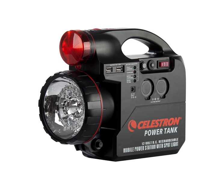Celestron PowerTank 7Ah 12v Power Supply
