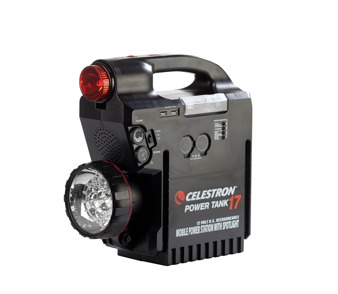 Celestron PowerTank 17Ah 12v Power Supply