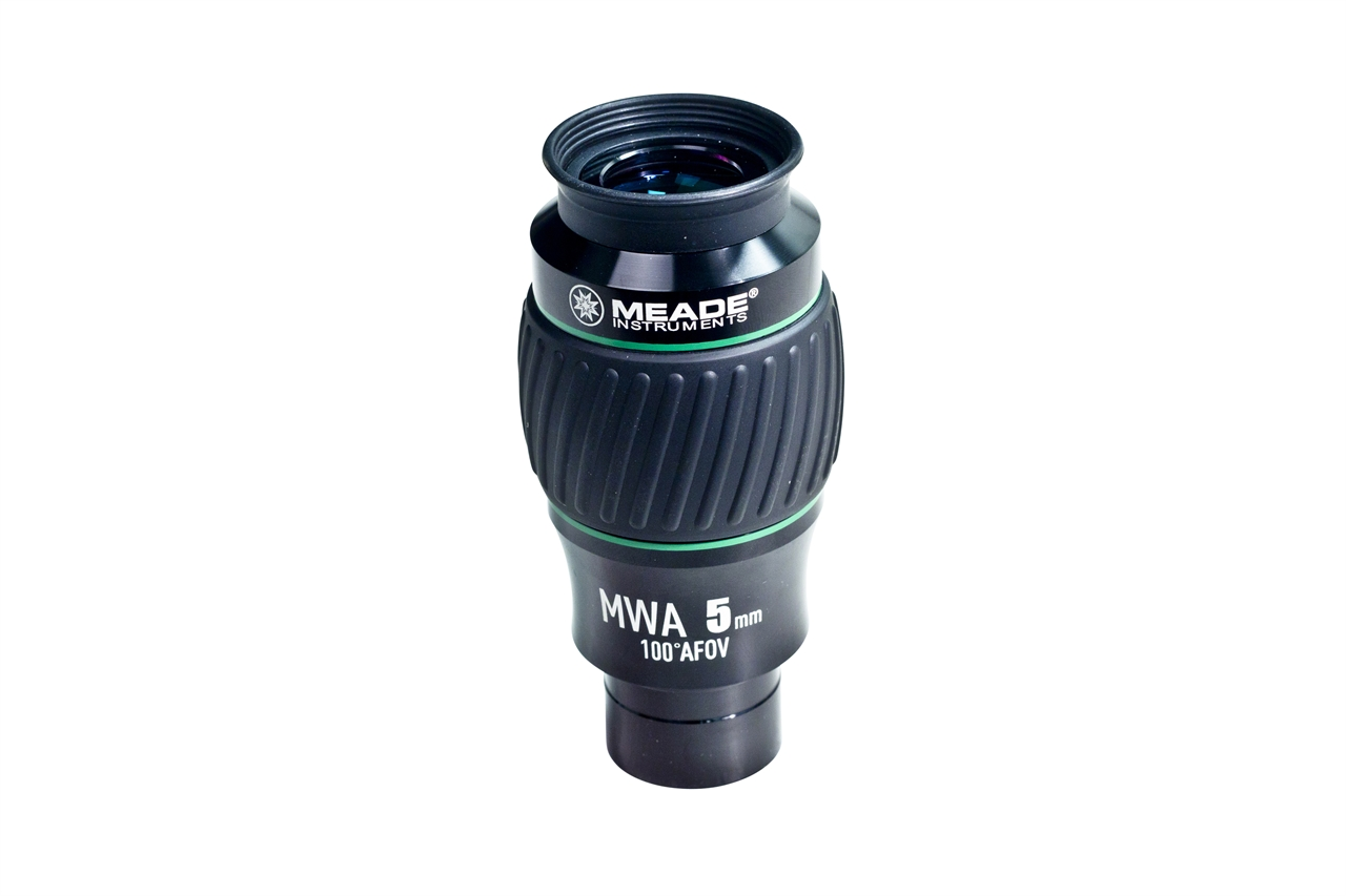 Meade 5000 Series Eyepiece MWA 100 Degree 5mm 1.25