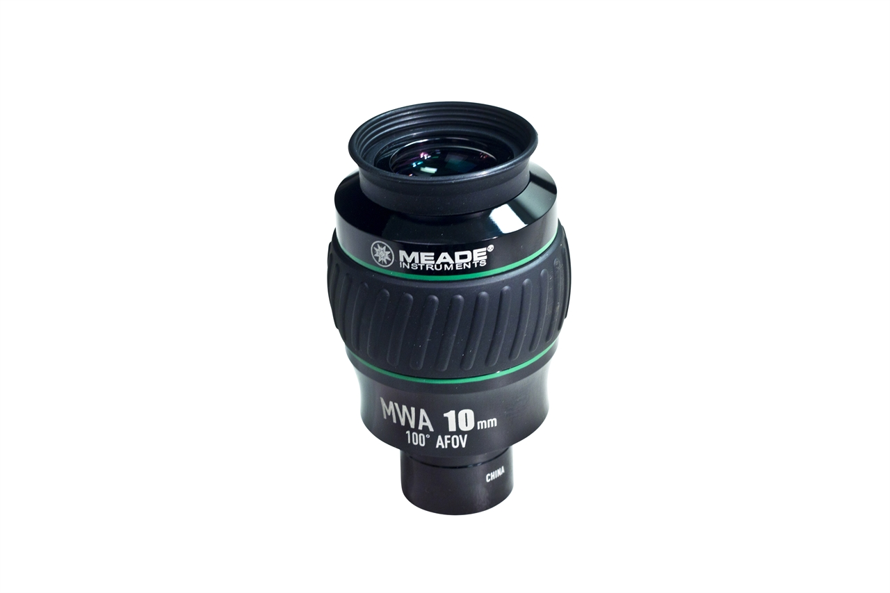 "Meade 5000 Series Eyepiece MWA 100 Degree 10mm 1.25"" 607016"