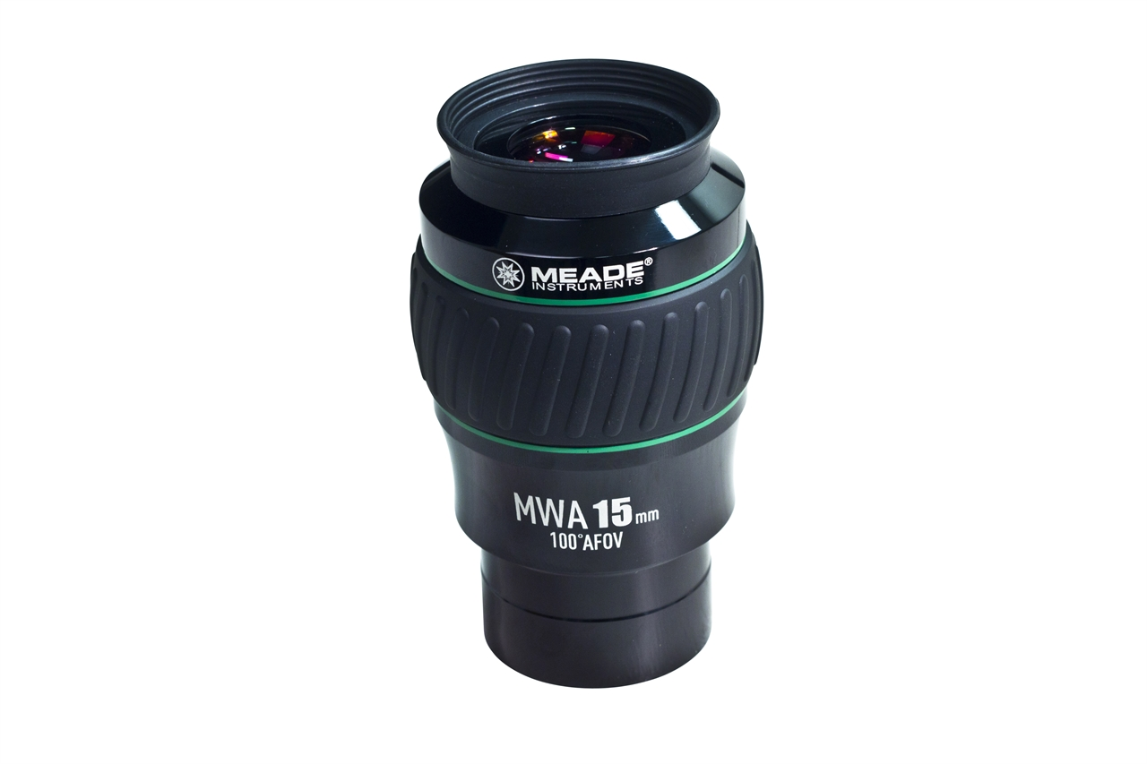 Meade 5000 Series Eyepiece MWA 100 Degree 15mm 2