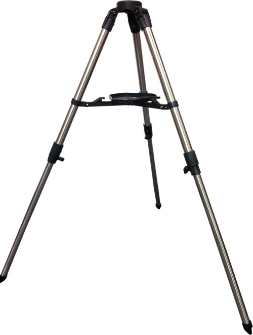 iOptron 1.25-inch Stainless Steel Tripod for SmartEQ and SkyTracker