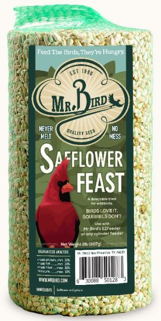 Mr. Bird Safflower Cylinder 28 oz.