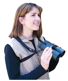 Alpen Optics Binocular System Harness