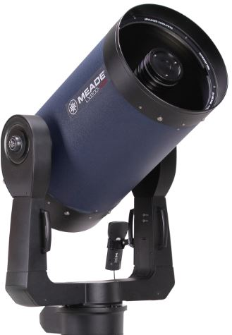 Meade 14 Inch LX200-ACF Advanced Coma Free OTA w/UHTC Coatings w/o Tripod