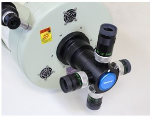 Takahashi Extension Tube for Eyepiece Turret