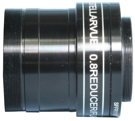 "Stellarvue Reducer/Flattener for f/7 Refractors w/ 2"" Focusers"