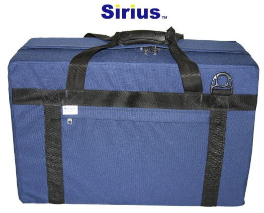 Sirius Tech Carrying Bag for Celestron 4SE/5SE/6SE (Blue)