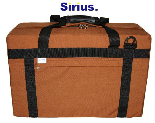 Sirius Tech Carrying Bag for Celestron 4SE/5SE/6SE (Orange)