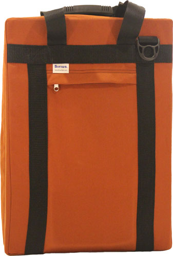 Sirius Tech Carrying Bag for Celestron VX Mount (Orange)
