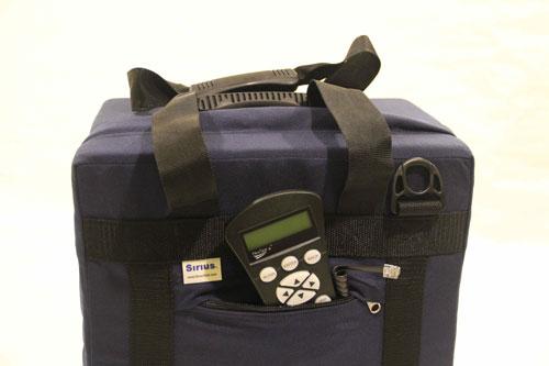 Sirius Tech Carrying Bag for Celestron VX Mount (Orange)