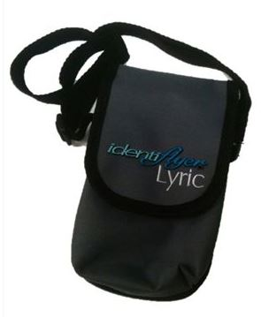 The SongBird Cool Lyric Carrying Case