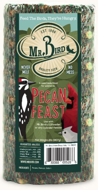 Mr Bird Pecan Feast #528