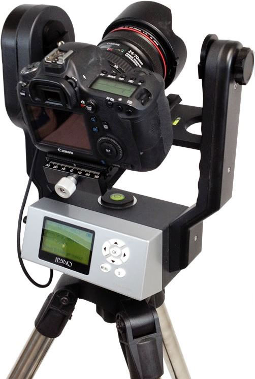 iOptron iPano AllView Pro Camera Mount