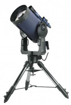 Meade 14 Inch LX600-ACF (f/8) Advanced Coma-Free w/ StarLock