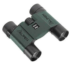 Alpen Shasta Ridge Long Eye Relief 10x25 Compact Binocular