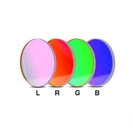 SBIG Baader 50.4mm Round LRGB Filter Set