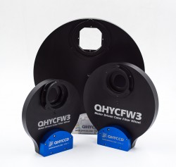 QHY 3RD GENERATION EXTRA LARGE FILTER WHEEL (QHYCFW3XL)