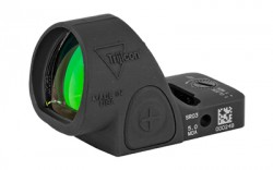 Trijicon SRO Adjustable LED Red Dot Sight, 5.0 MOA Dot Reticle, 2500003 2500003