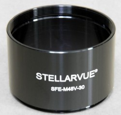 Stellarvue 48mm Extension Tube - 30mm Length