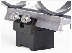 Stellarvue FB Dovetail Shoe for R050ET and R080ET Ring Systems
