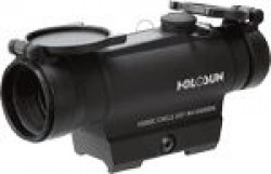 HOLOSUN RED DOT 2 MOA 30MM SOLAR POWER