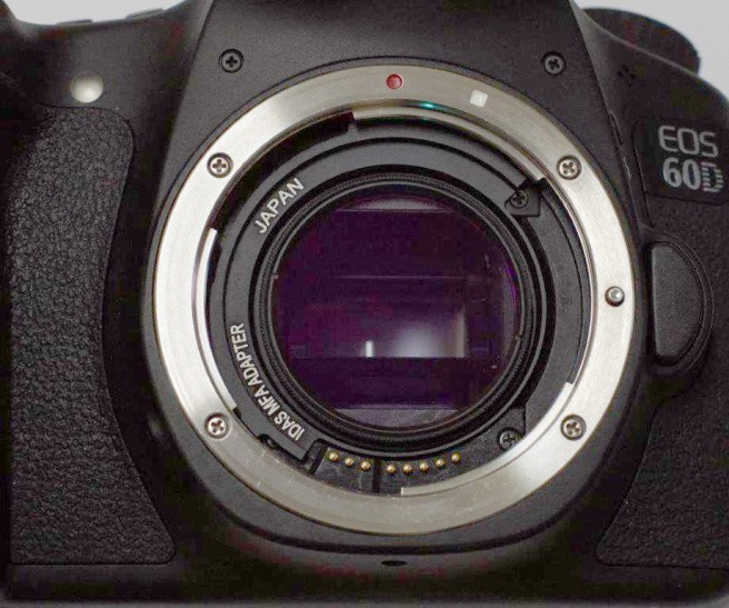 Idas UIBARIII filter for Canon APS-C frame camera (previous version of UIBARII-EOS)