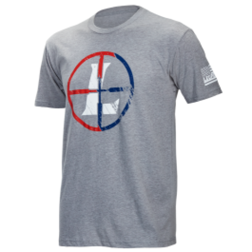 LEUPOLD T-SHIRT USA RETICLE