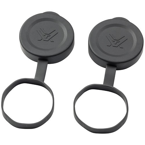 Vortex Tethered Objective Lens Caps for 42mm Razor HD Binoculars (Set of 2)