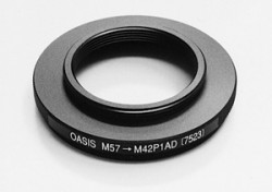 Borg M57 to M42P1 Adapter