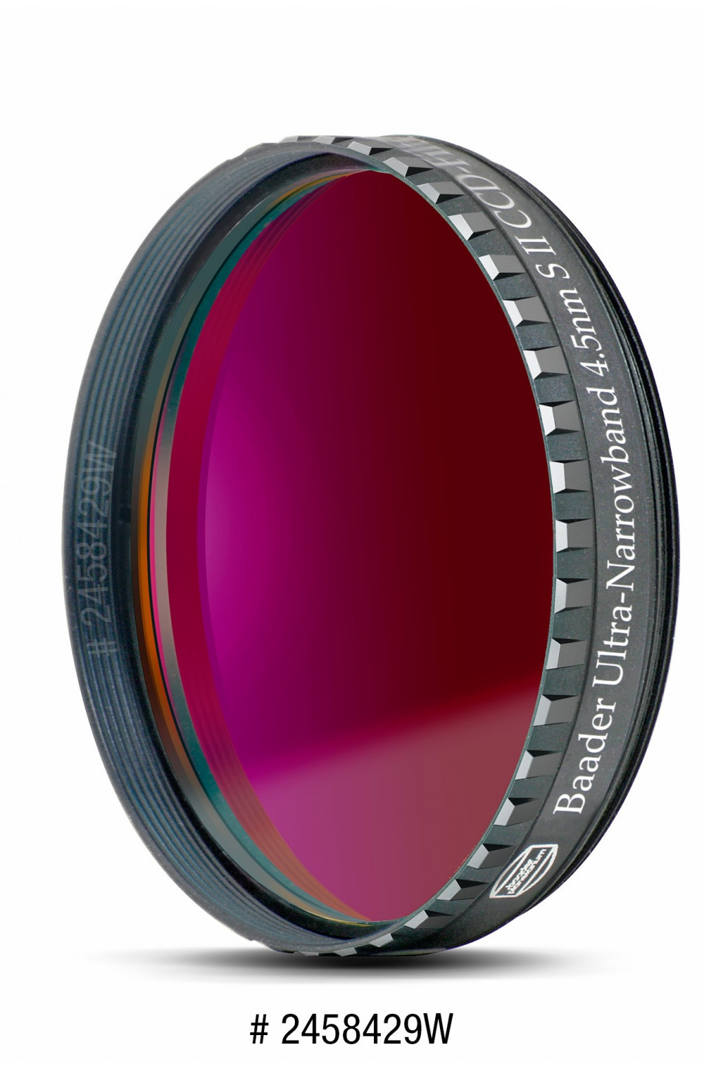 "BAADER ULTRA-NARROWBAND 4.5NM SII CCD-FILTER 2"", LPFC-MOUNTED"