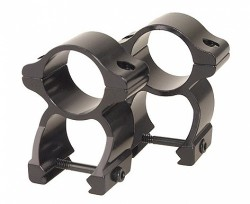 Leupold 57395 Rifle man See-Thru Rings