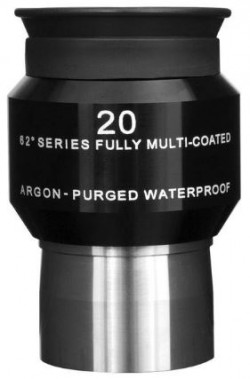 Explore Scientific 62 Series LE 20mm Argon Purged Waterproof Eyepiece
