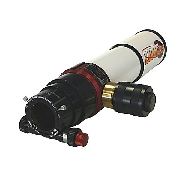 LuntSolarSystems - Solar Telescope LS80THaFT 80mm H-alpha, 2'' feather touch focuser and Pressure Tuner