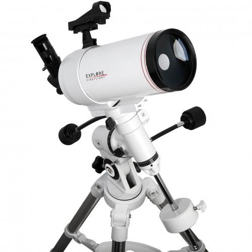 Explore Scientific FirstLight 100MM Mak-Cassegrain w/EQ3 Mount