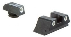 Trijicon Bright And Tough 3-Dot Night Sights For Glock 42