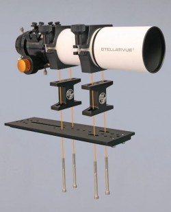 Riser Set System with Losmandy Sized Rail - RSS-L - Metric screws