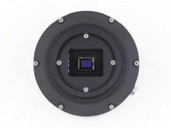 QHY CCD QHY178M Cooled CMOS 50 FPS, 6 Megapixel, 128MB DDRII buffer, Planetary and Deep Sky Monochrome Astronomical Video Camera, Anti-Dew