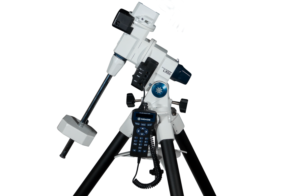 LX85 Mount & Tripod with AudioStar