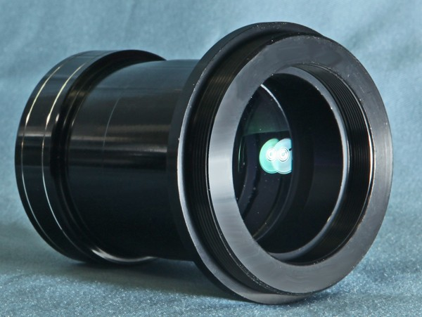 "Stellarvue REDUCER/FLATTENER FOR SVR90T WITH 2.5"" FOCUSER - SFFR90-25"