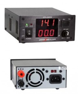 Astro-Physics 25 Amp Variable Voltage Power Supply