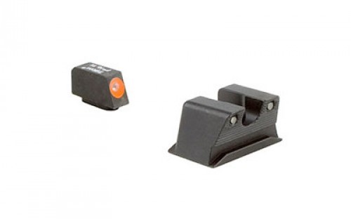 Trijicon Heavy Duty Night Sights Orange Front Outline Walther PPS