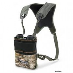 Vanguard Binocular Pouch & Harness System-Realtree Camo