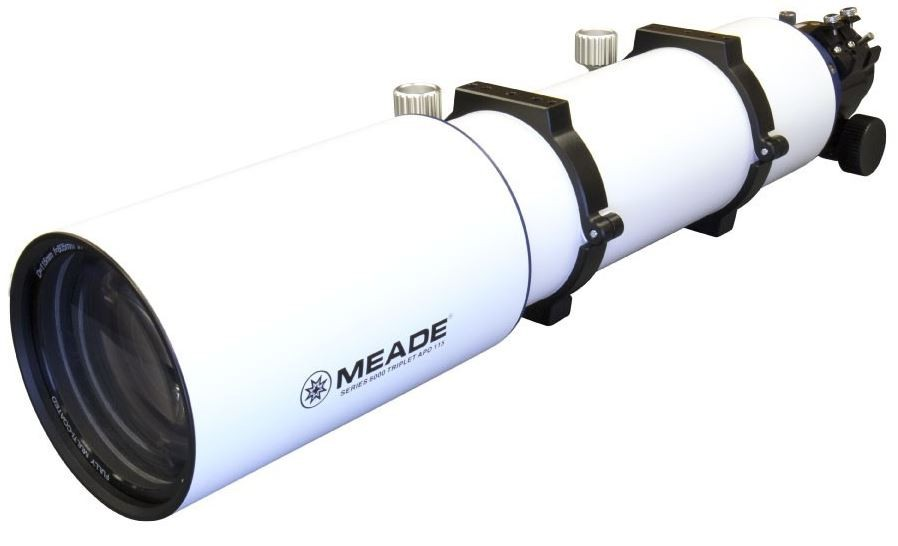 Meade Series 6000 115mm APO Triplet Refractor