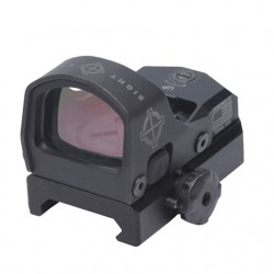 SightMark SM26043-LQD Mini Shot M-Spec LQD 1x 21x15mm Obj 3 MOA Dot Black Matte