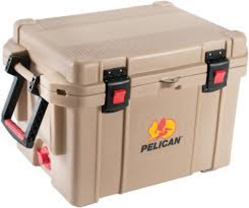 Pelican PELICAN COOLERS IM 30 QUART ELITE TAN/ORANGE